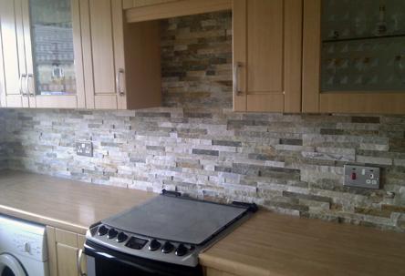 PW Tiling Project Gallery: Splashbacks